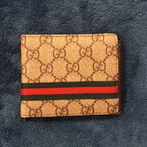 d71c3226a2e2 Accessories | Brand New Gucci Supreme Ua Wallet | Poshmark